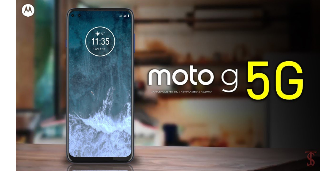 Moto G 5G Launch in India with ₹. 20,999, Learn all the Features