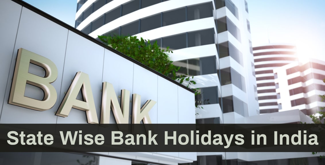 Bank Holidays in India in 2021